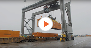 Chicago Intermodal Video