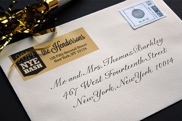 name labels, envelope labels, invitation labels