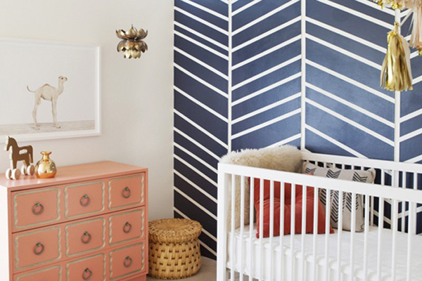 diy statement wall, wall design, paint, wall paper