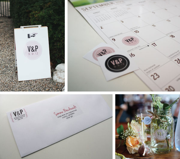 wedding stickers, calendar stickers, save-the-date stickers, address labels, custom clear stickers