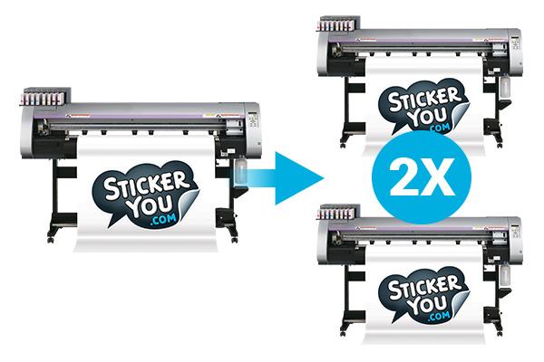 2x Faster Printing