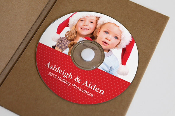 custom labels, CD labels, gift labels, family