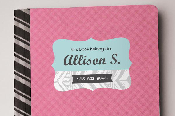 kids name label, id label, name sticker, classroom sticker, custom sticker, custom label