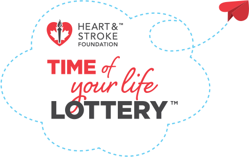 Time of your life Lottery