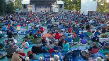 Calgary Folk Music Fest, sponsored by TD, Calgary's annual outdoor music festival