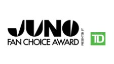 JUNO Fan Choice Award, presented by TD